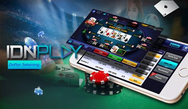 Agen IDN Poker Terpercaya Adalah Pilihan Yang Tepat